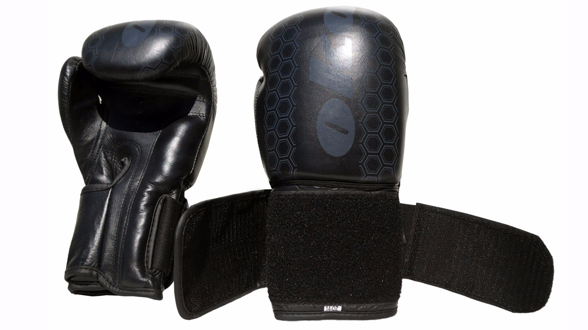 OKAMI Fightgear Elite Boxing Gloves BLACK EDITION