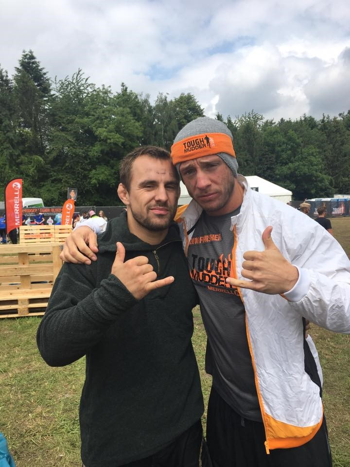 Tough Mudder run NRW 2016
