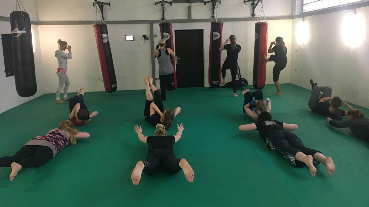 Funktionelle Fitness für Frauen