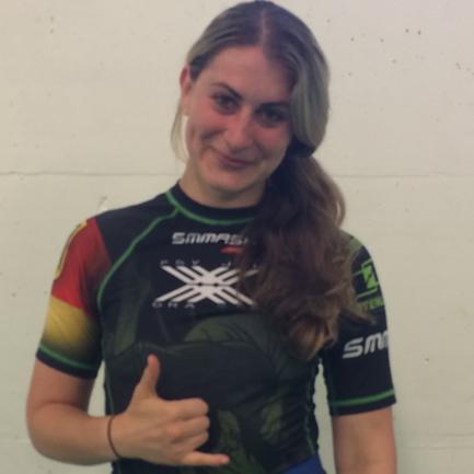 Carina Hein, Co-Trainerin Luta Livre