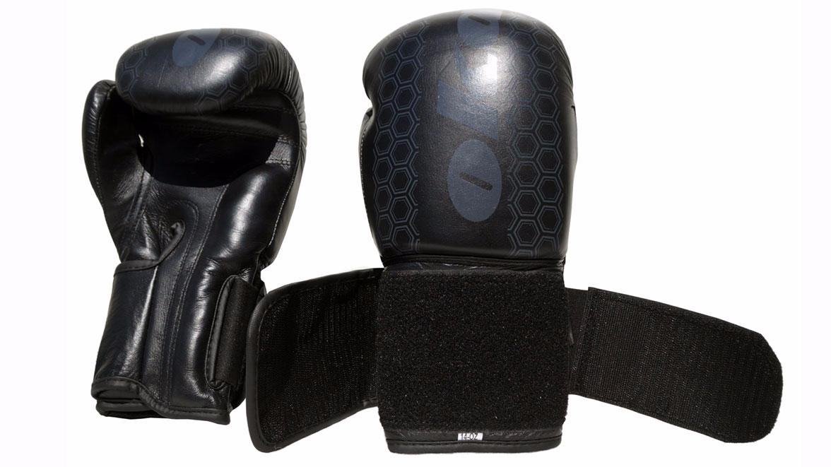OKAMI Fightgear Elite Boxing Gloves BLACK EDITION