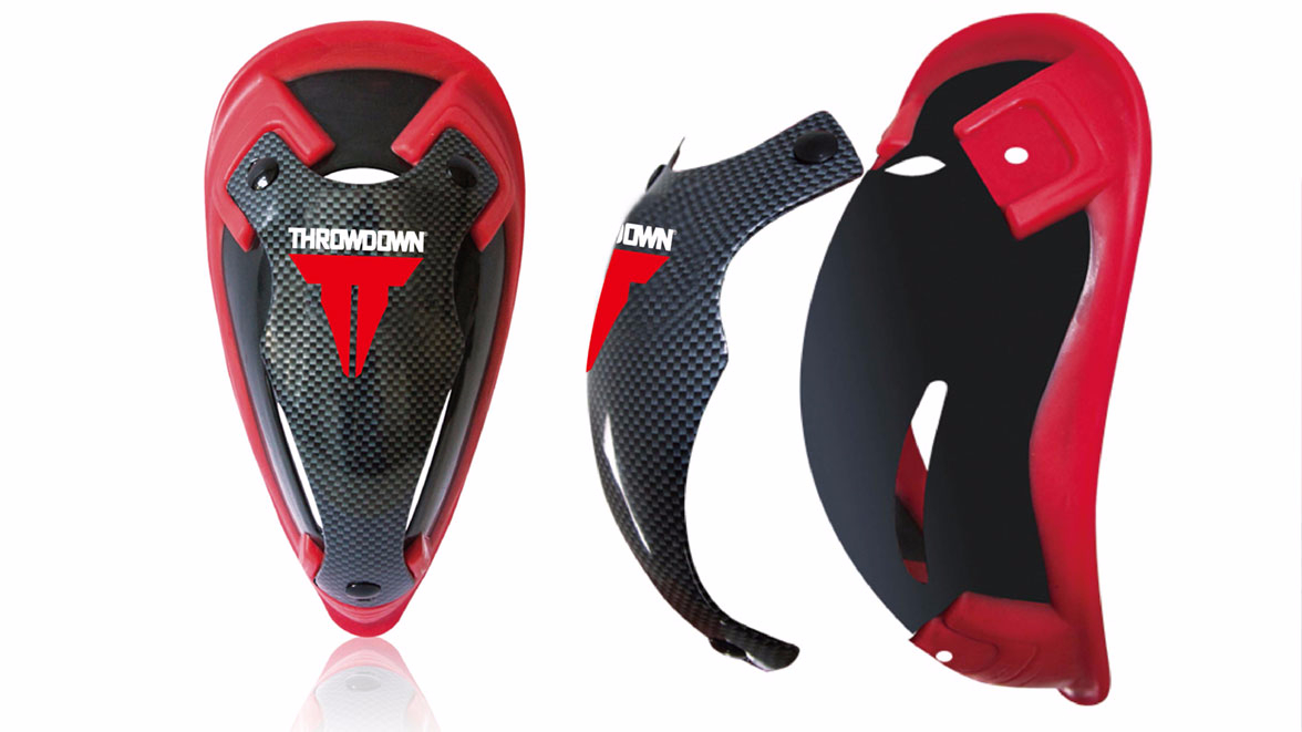 Throwdown Tiefschutz Max-Pro Groin Guard