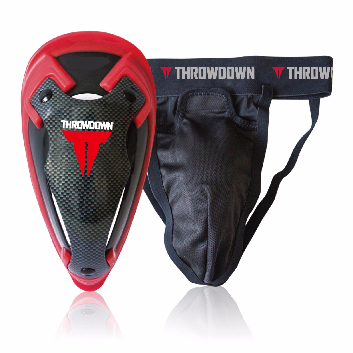 Throwdown Tiefschutz Max-Pro Groin Guard