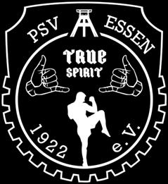 PSV Essen Abteilung Muay Thai und Luta Livre