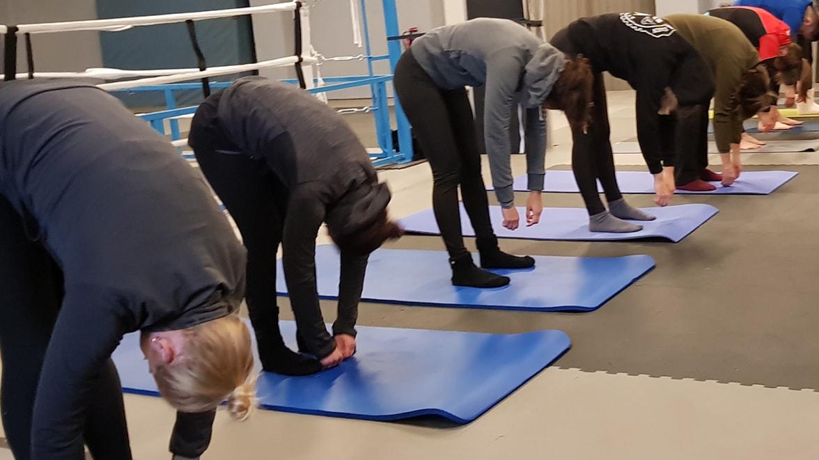 Sportkurse 〉 Yoga in Essen