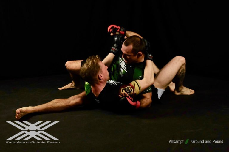 MMA | Ground Pound