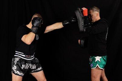 Kickboxen Training