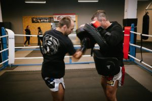 Muay Thai | Pratzentraining