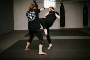 Muay Thai | Schattensparring