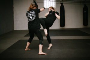 Muay Thai | Schattensparring