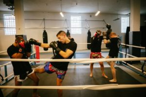 Muay Thai | Sparring