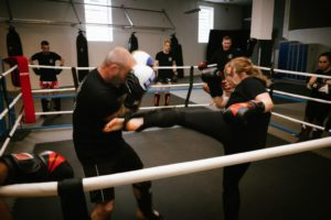 Muay Thai | Sparring