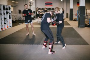 Muay Thai | Technik-Coaching