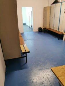 Dein Gym | Umkleidebereich