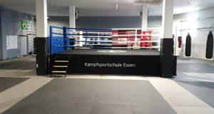 Dein Gym | Boxring