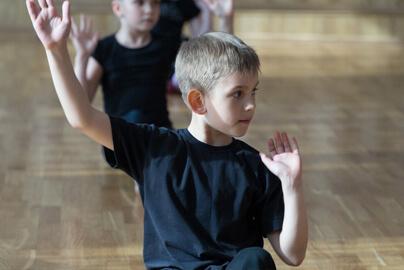 Kampfsport-Schule Essen Kindertraining & Jugendtraining