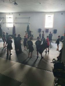 Kampfsport & Fitness für Kinder 6-10 Jahre