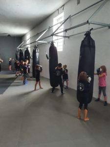 Kampfsport & Fitness für Kinder 6 - 10 Jahre