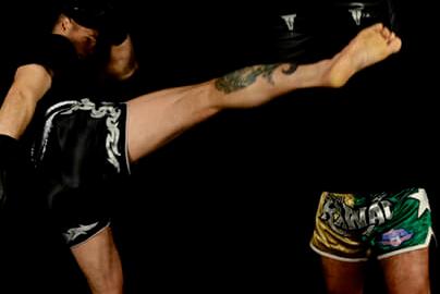 Muay Thai Training   Kampfsportschule Essen